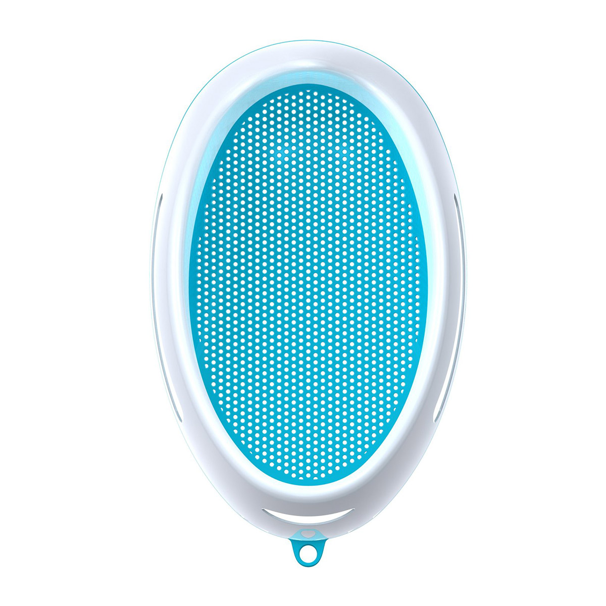 transat de bain bleu blanc 400400 achat vente anneau transat sur larmoiredebebe