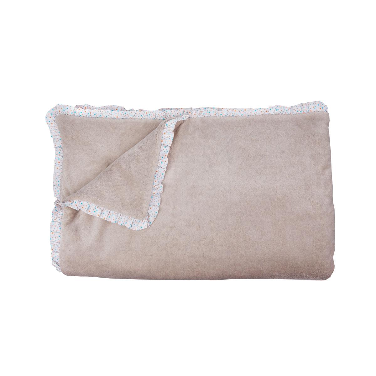trousselier couverture etoiles 90 x 140 cm linge de lit trousselier sur l 39 armoire de b b. Black Bedroom Furniture Sets. Home Design Ideas