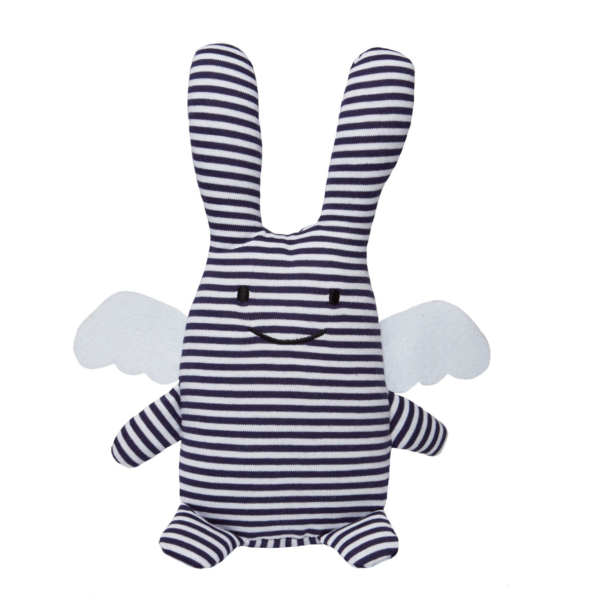 Peluche Ange Lapin Musical Marinière - 24 cm Ange Lapin Musical Marinière - 24 cm
