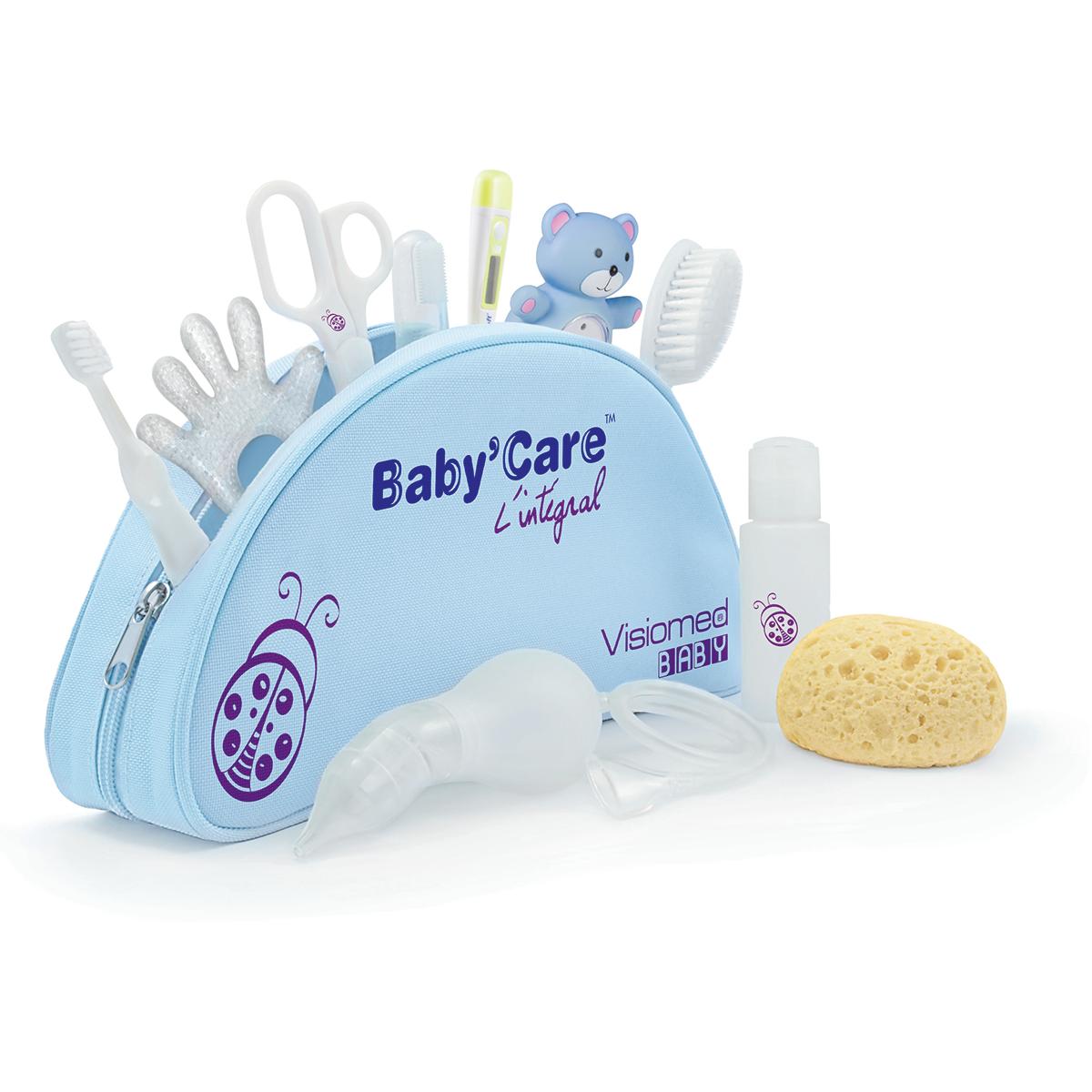 Soins enfant Trousse de Soins Babycare L'intégral 10 accessoires Trousse de Soins Babycare L'intégral 10 accessoires