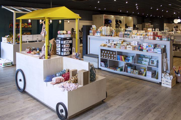 Boutique L'Armoire de Bébé à Annecy