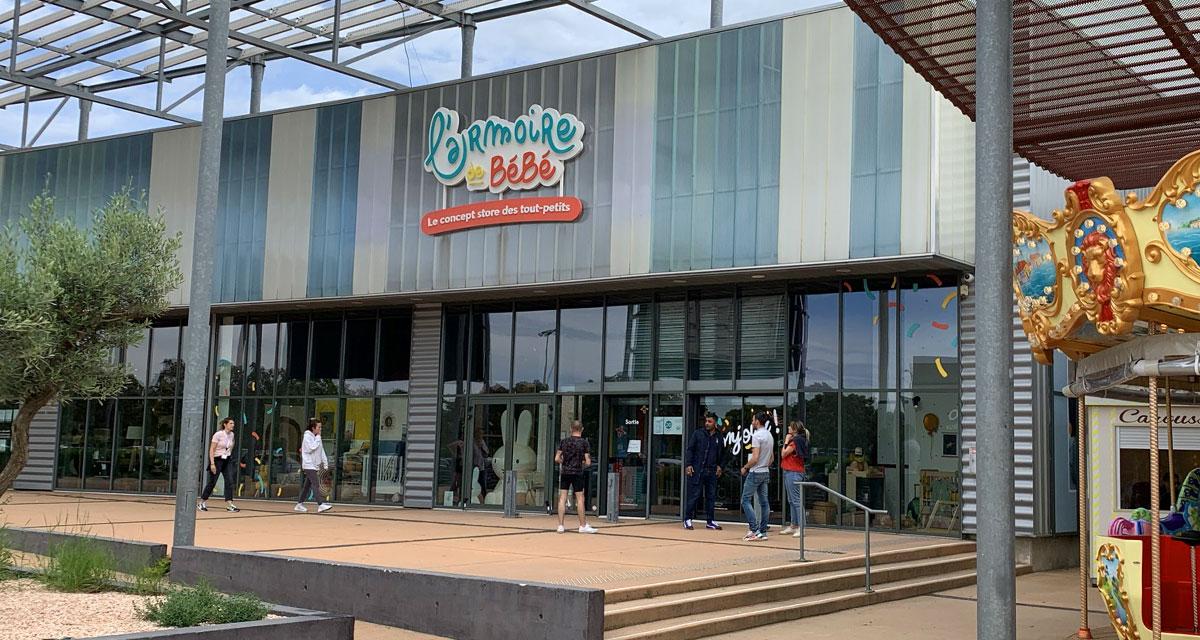 Boutique L'Armoire de Bébé à Nîmes